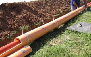 Как утеплить канализационную трубу, какие материалы и способы использовать