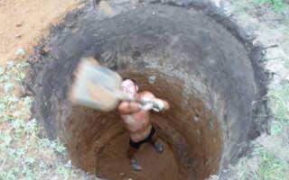 Как выкопать сливную яму правильно, учитывая требуемую глубину