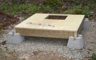 Строительство туалета, как построить правильно
