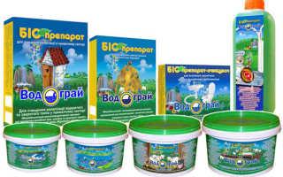 Средство для сливных ям — какие бактерии или биопрепараты выбрать