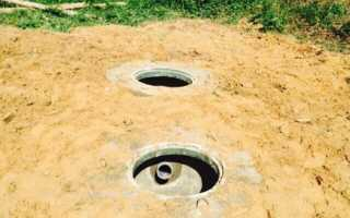 Септик для туалета на даче, варианты устройства