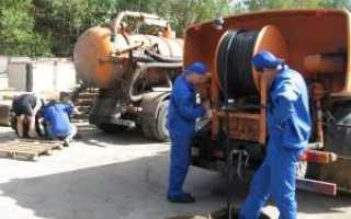 Откачка канализационных колодцев – способы, отличия, виды вспомогательного оборудования