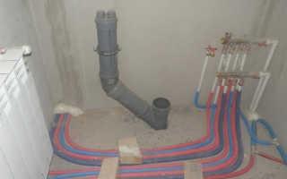 Фановая труба для канализации — что это такое, устройство на примерах