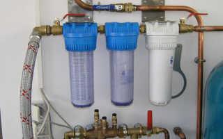 Установка фильтров на воду – правила подключения фильтров разных типов