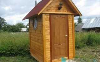 Дачный туалет без выгребной ямы: устройство, виды и цена