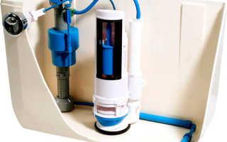 Запорная арматура для унитаза – выбор и правила замены арматуры бачка для слива воды в унитазе