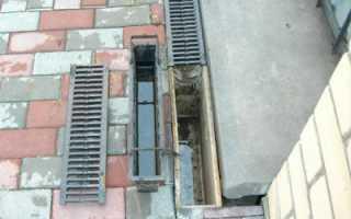Очистка ливневой канализации – технологии и нюансы