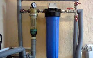 Фильтр для воды тонкой очистки – виды, назначение, правила выбора