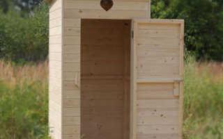 Чертеж дачного туалета — необходимость для правильного строительства