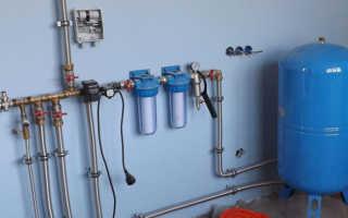 Как сделать водоснабжение частного дома из скважины – теория и практика