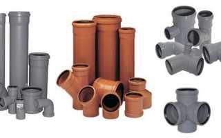 Монтаж канализации – правила, требования и нюансы проводимого процесса