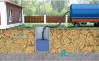 Как очистить выгребную яму?