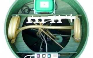Септик Терра – конструкция и функциональные особенности станции