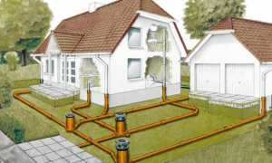 Напорная канализация – что это такое, примеры устройства