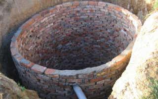 Как построить выгребную яму в частном доме своими руками
