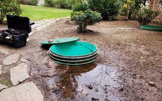 Как очистить выгребную яму в частном доме своими руками