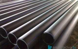 Чугунные трубы канализационные: размеры и цена