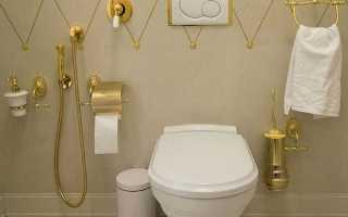 Как выбрать и подключить гигиенический душ со смесителем – важно знать
