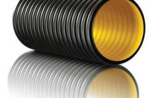 Труба канализационная пластиковая 250 мм: цена, виды и монтаж