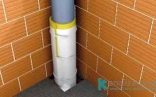 Звукоизоляция канализационных труб: виды материалов и цена