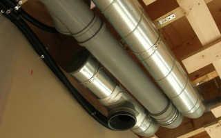 Вентиляция из канализационных труб своими руками — как сделать правильно