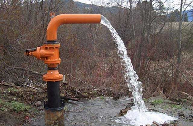 бурение артезианских скважин на воду