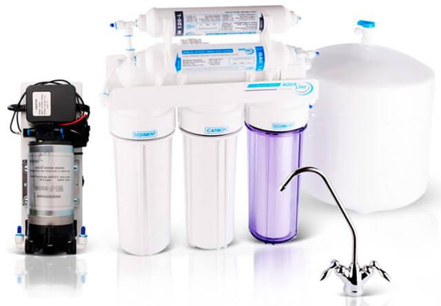 фильтры для очистки воды для дома