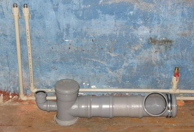 проектирование наружных сетей водопровода и канализации
