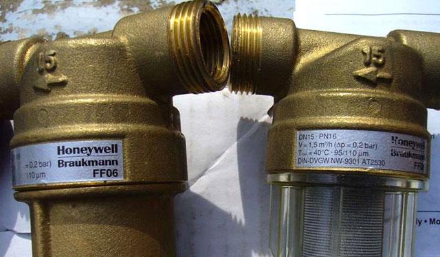 водяной фильтр для водопровода