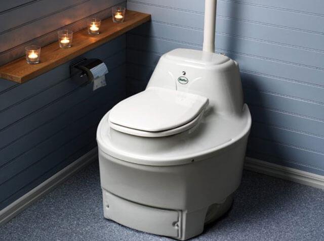 биотуалет для дома без запаха и откачки