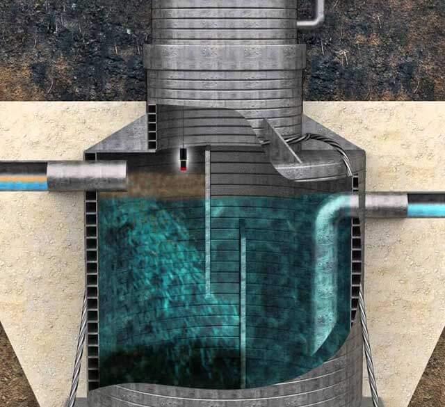 жироуловитель для канализации принцип работы