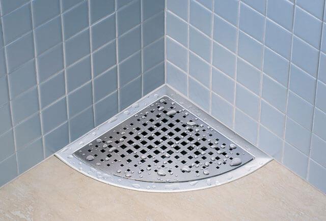 как сделать в ванной душ без поддона