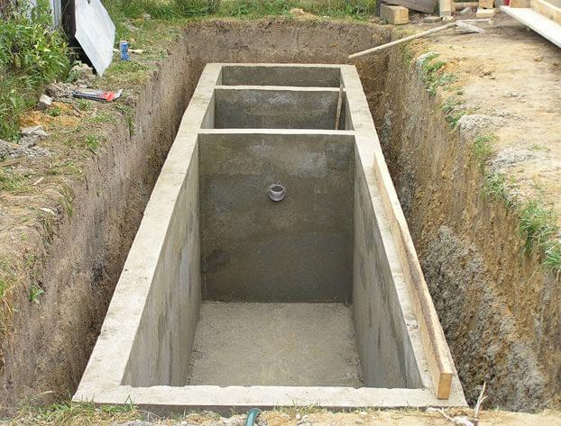 автономная канализация в частном доме своими руками автономная канализация для частного дома