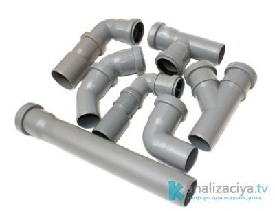 Как выбрать канализационную трубу 100 мм?