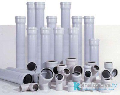 В каких целях используется канализационная труба 100 мм?