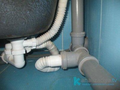 Особенности установки канализационной трубы 75 мм