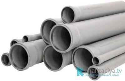 На что обращать внимание при выборе канализационной трубы 110 мм?