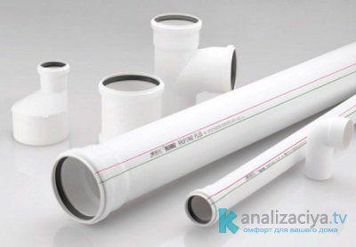 Правила выбора канализационной трубы