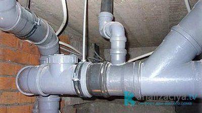 Особенности прочистки канализационных труб в частном доме