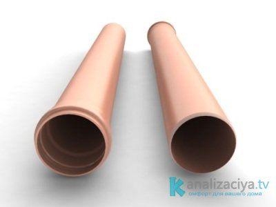 Напорные пластиковые трубы