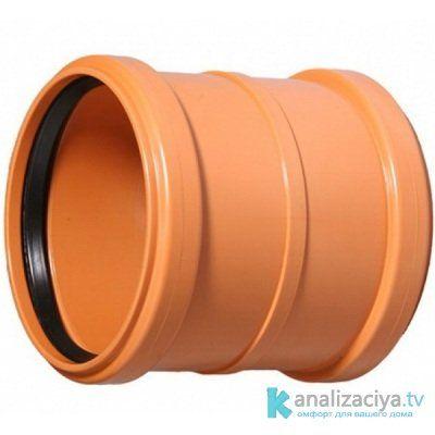Соединительная муфта для канализационных труб