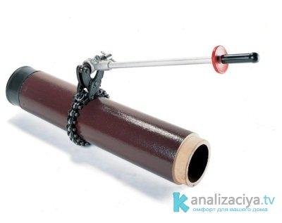 Прибор для резки керамических канализационных труб