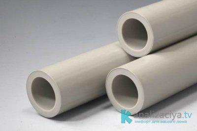 Полипропиленновые трубы для внутренней канализации