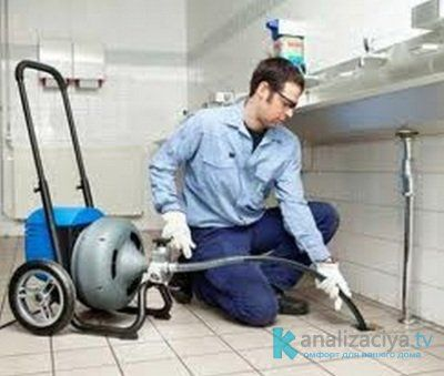 Уход за трубами внутренней канализации