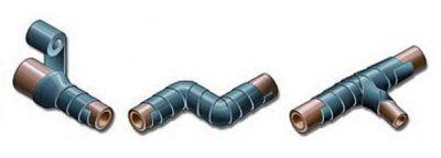 Гидроизоляционная лента для труб