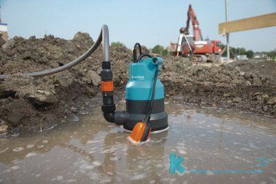 Цена погружных дренажных насосов для грязной воды