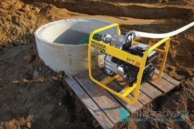 Функции и особенности конструкции насоса для выгребной ямы