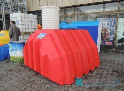 Преимущества пластиковых выгребных ям