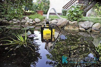 Осушение искусственных и естественных водоемов