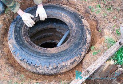 Особенности выгребной ямы для дачного туалета
